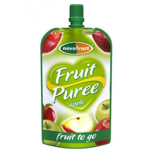 Овко Бебешки плодов мус от ябълка 120 гр. 3 г.+